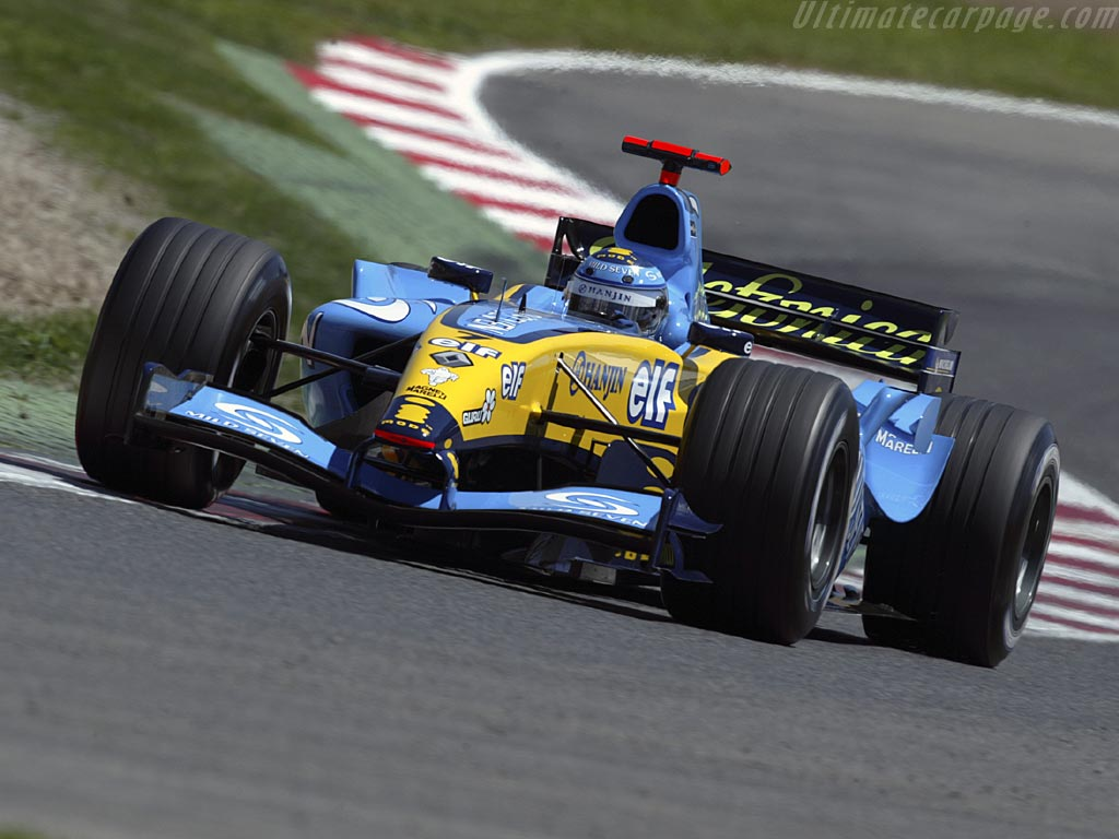 Renault r24 photo - 2