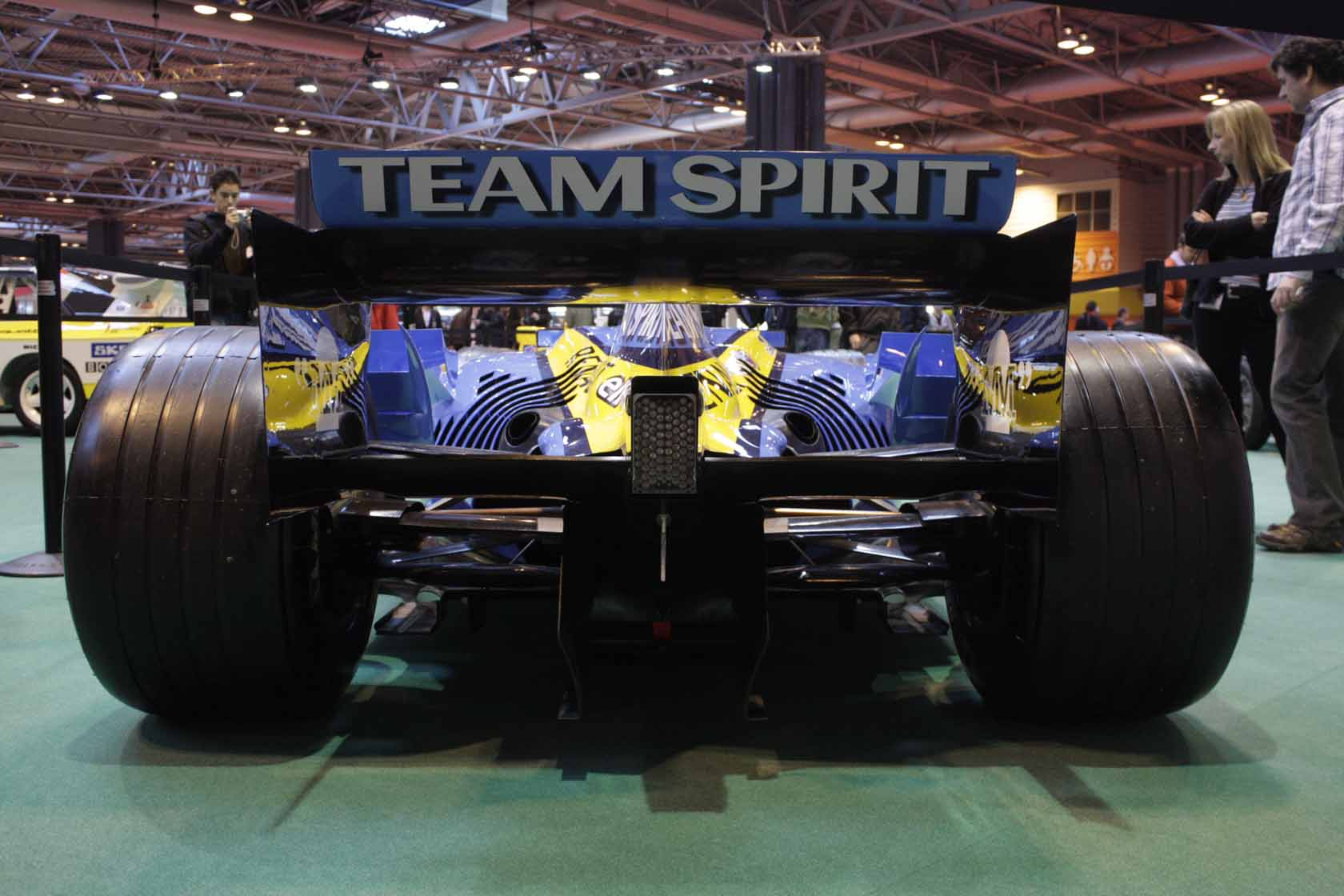 Renault r25 photo - 4