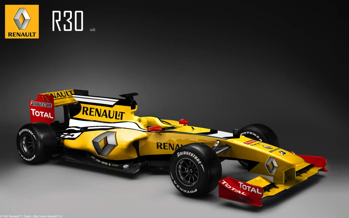 Renault r30 photo - 2