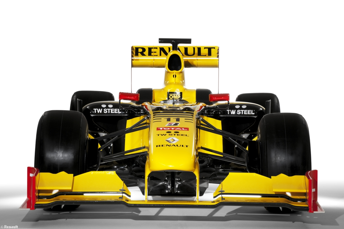 Renault r30 photo - 3