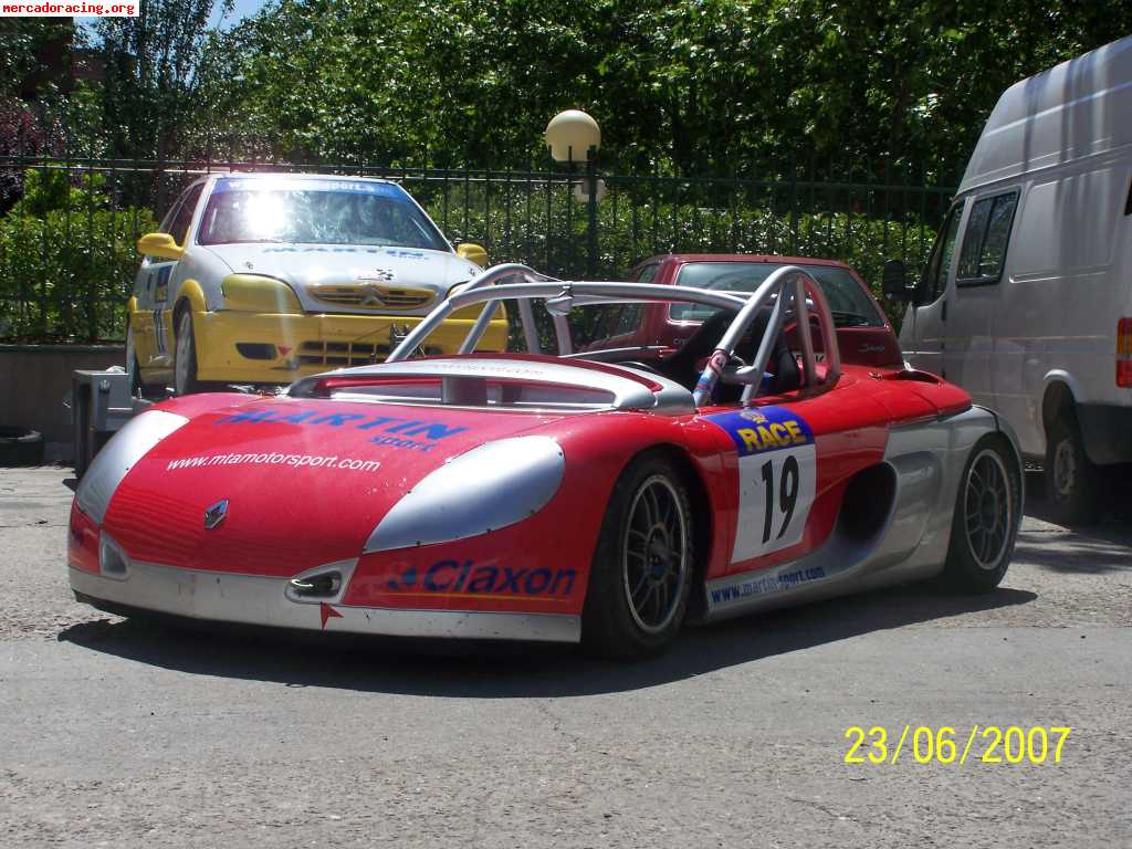 Renault spider photo - 4