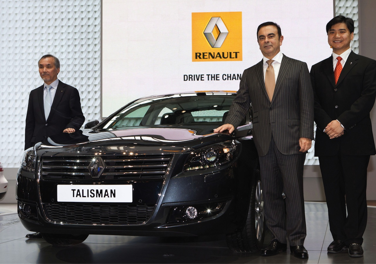 Renault talisman photo - 2