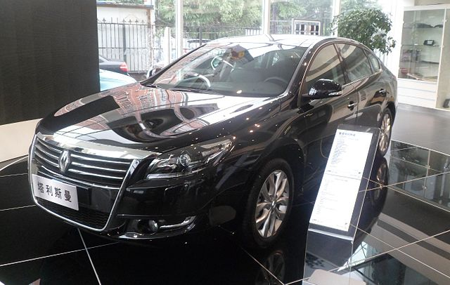 Renault talisman photo - 4