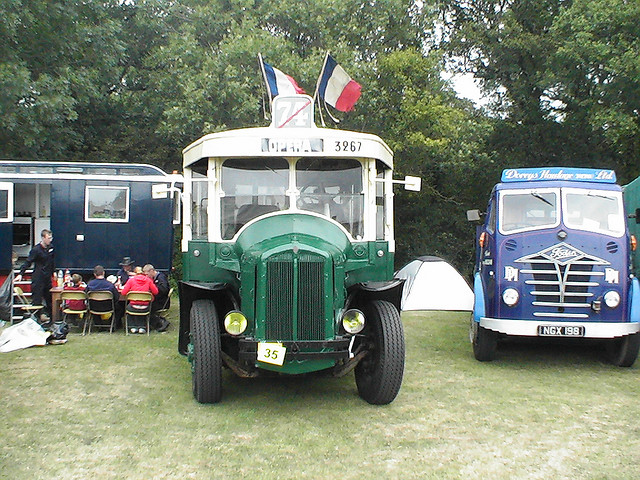 Renault tn4f photo - 2