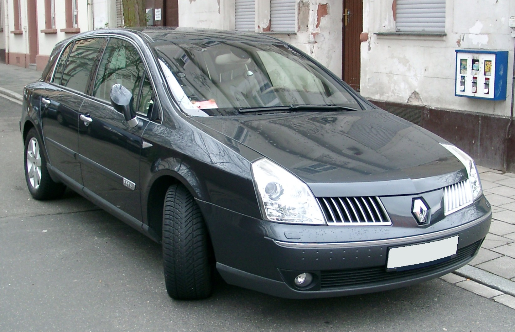 Renault vel photo - 2