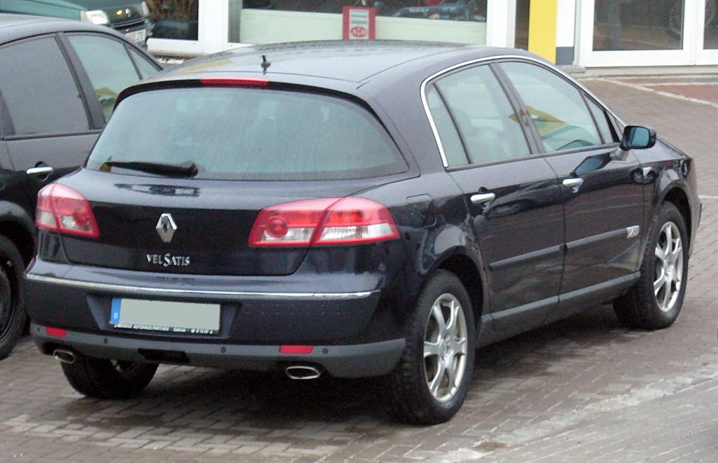 Renault vel photo - 4
