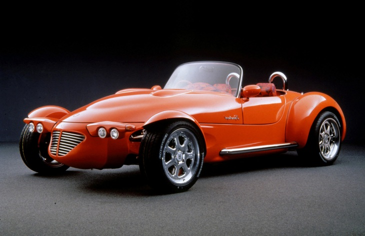 Rinspeed roadster photo - 1