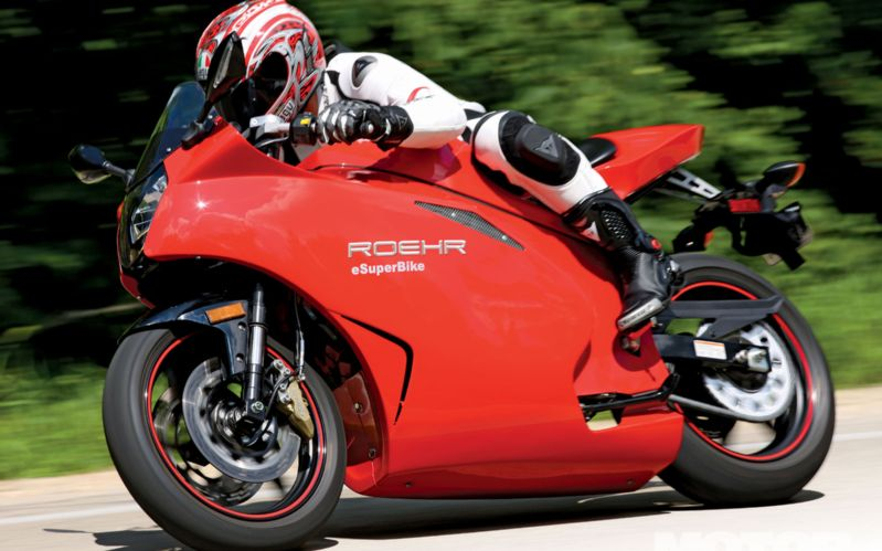 Roehr esuperbike photo - 2