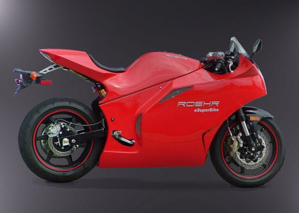 Roehr esuperbike photo - 4