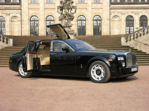 Rolls-royce ghost photo - 1