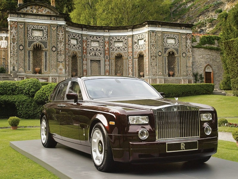 Rolls royce phantom photo - 2