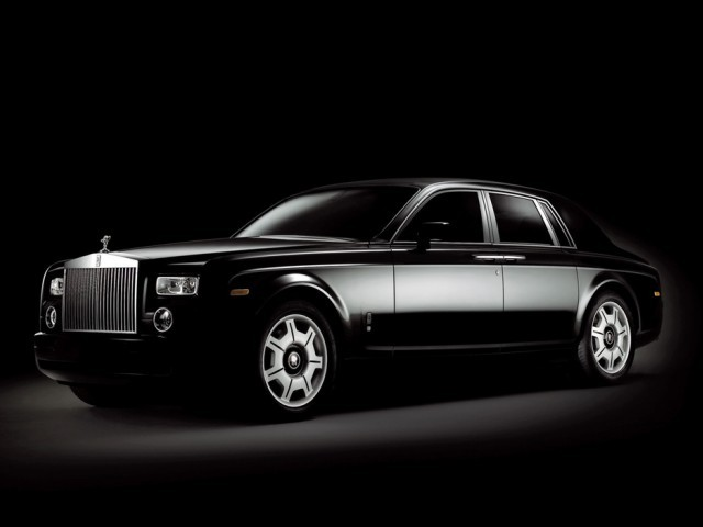 Rolls royce phantom photo - 3