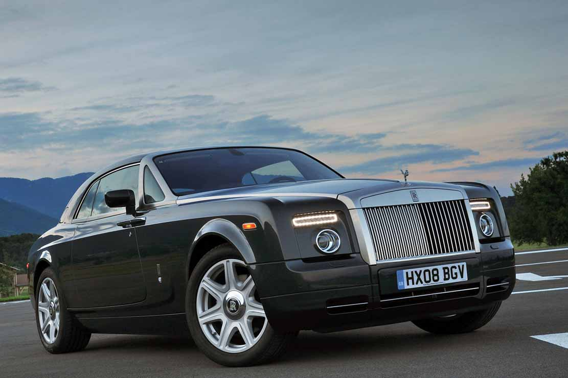 Rolls royce phantom photo - 4