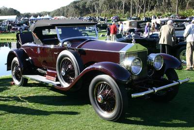 Rolls royce springfield photo - 4