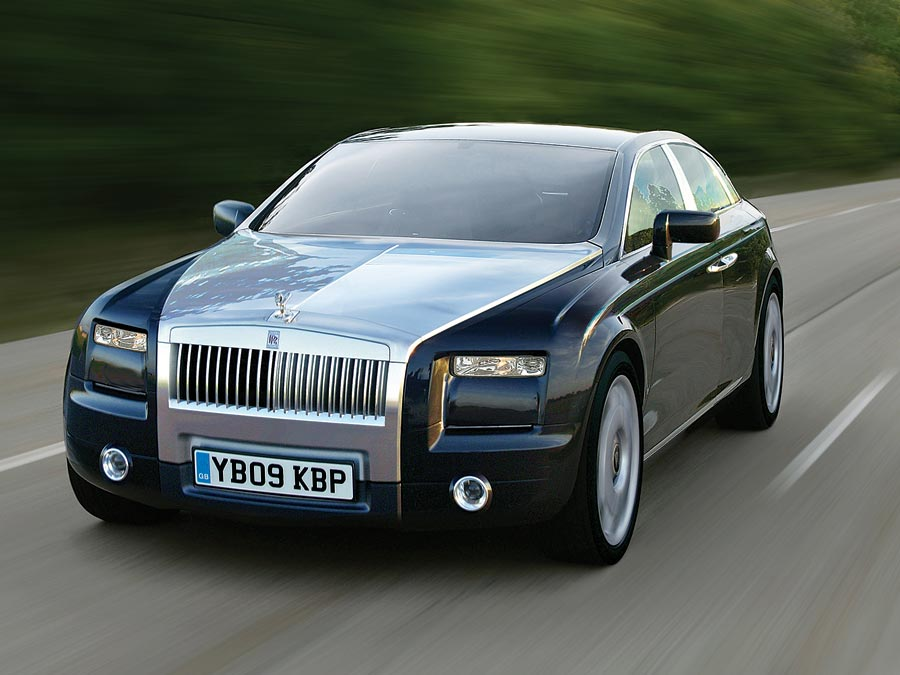 Rolls royce with photo - 3