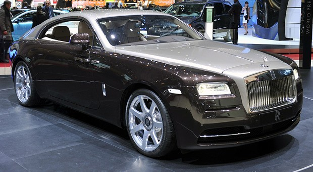Rolls royce wraith photo - 2