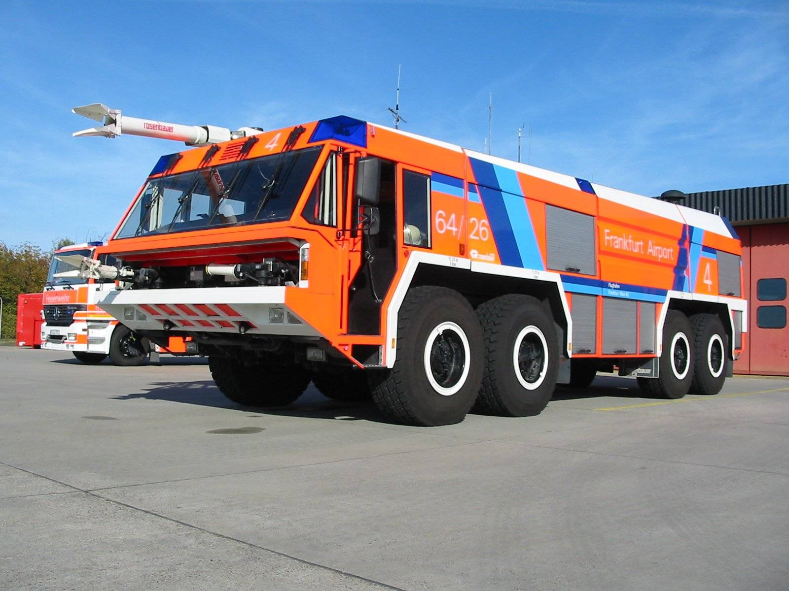 Rosenbauer simba photo - 1