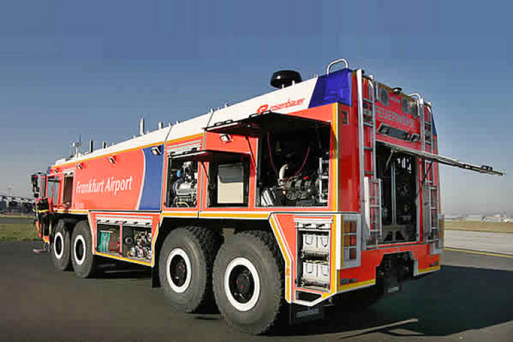 Rosenbauer simba photo - 3