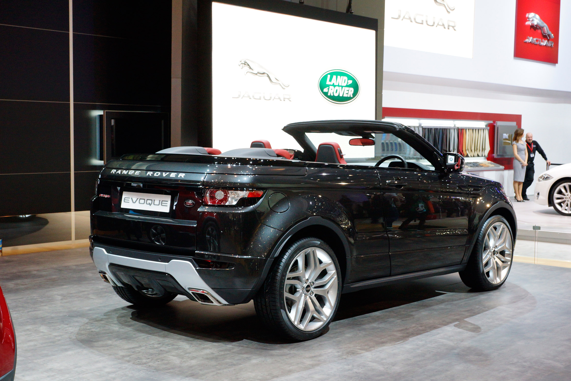 Rover cabriolet photo - 1