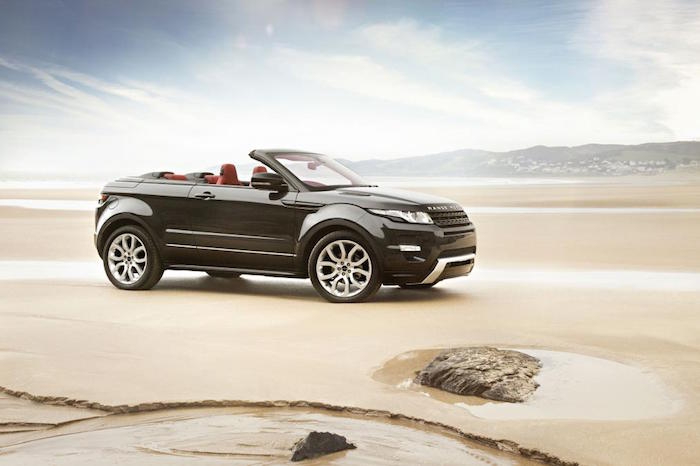Rover cabriolet photo - 3