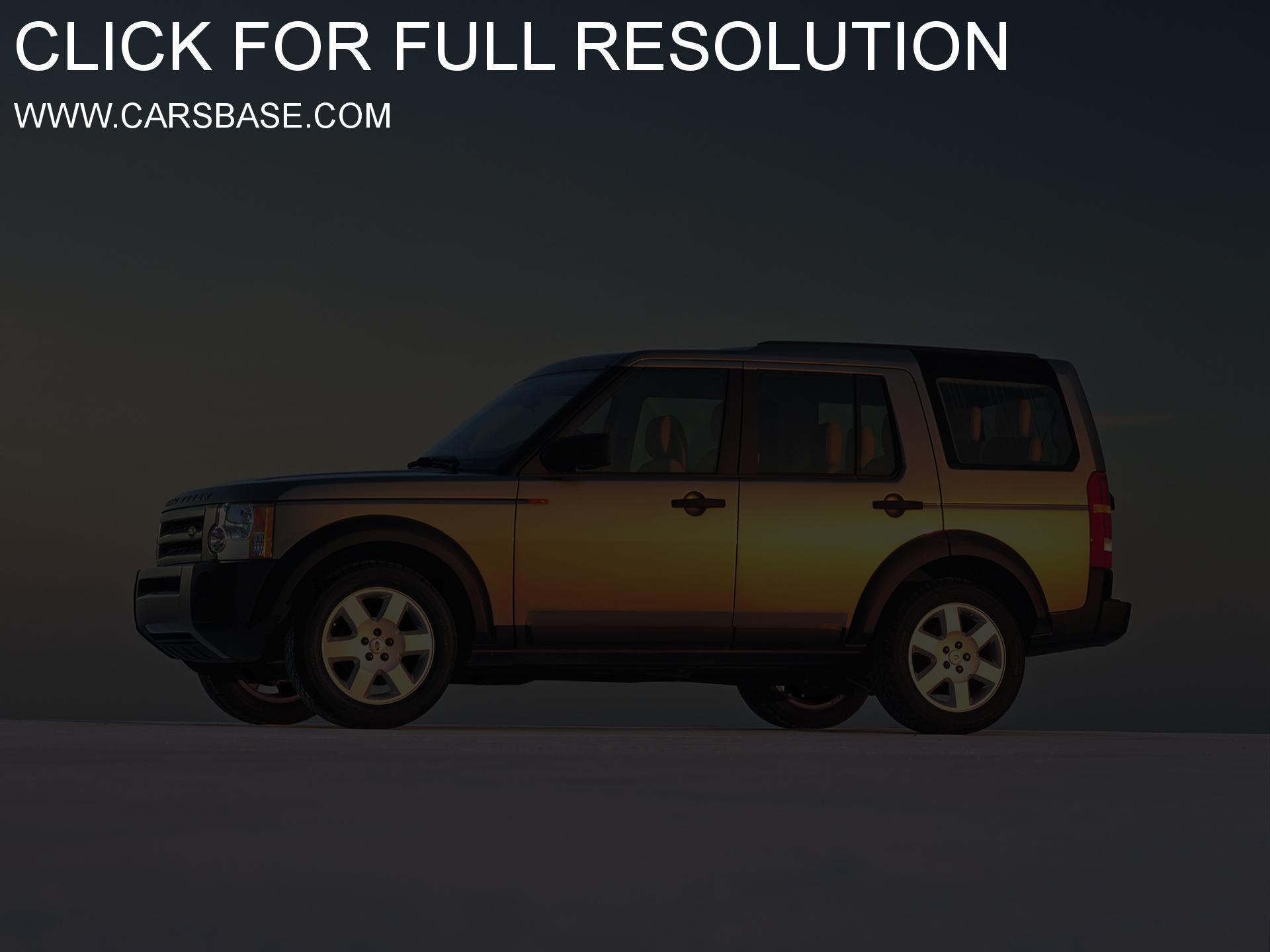 Rover discovery photo - 1