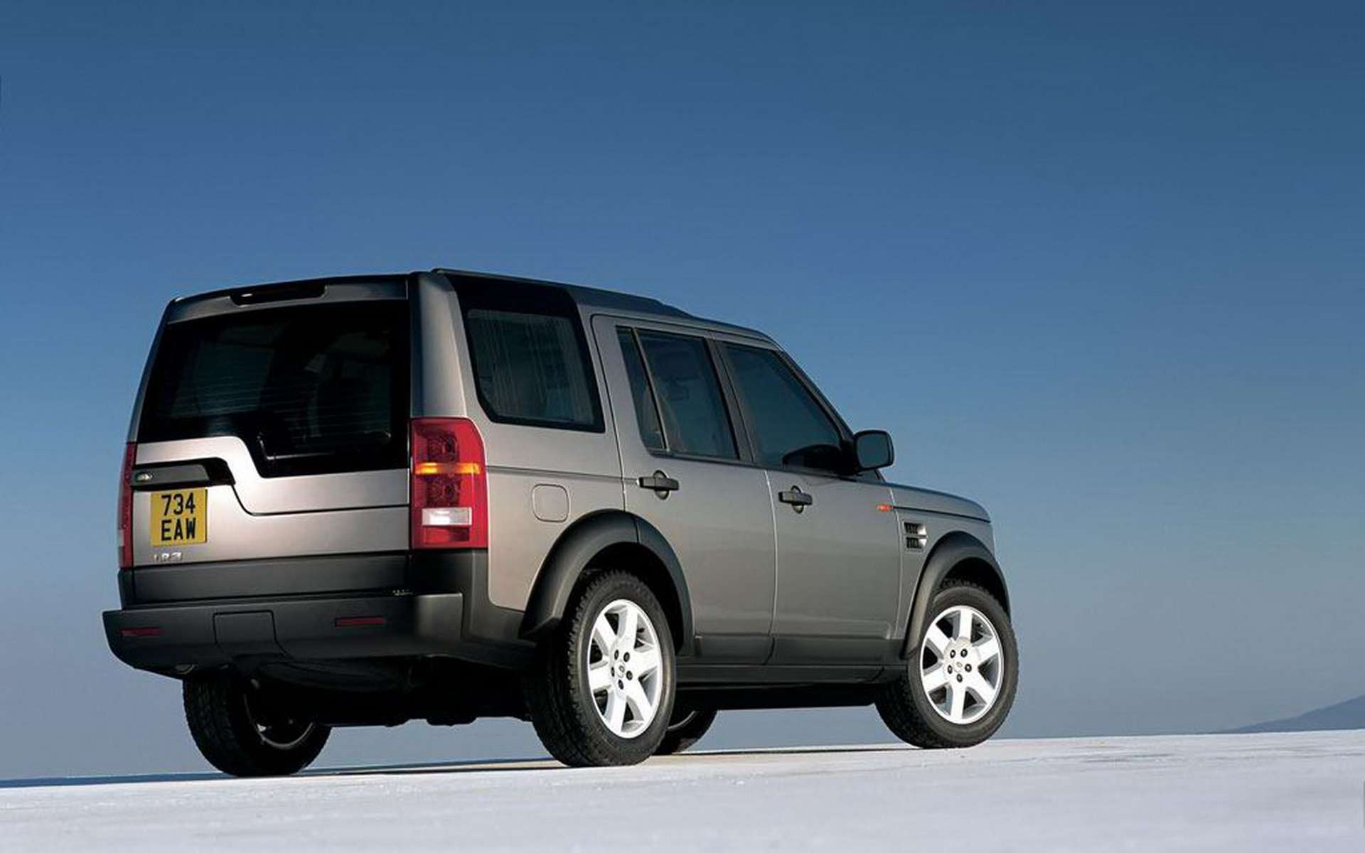 Rover discovery photo - 3