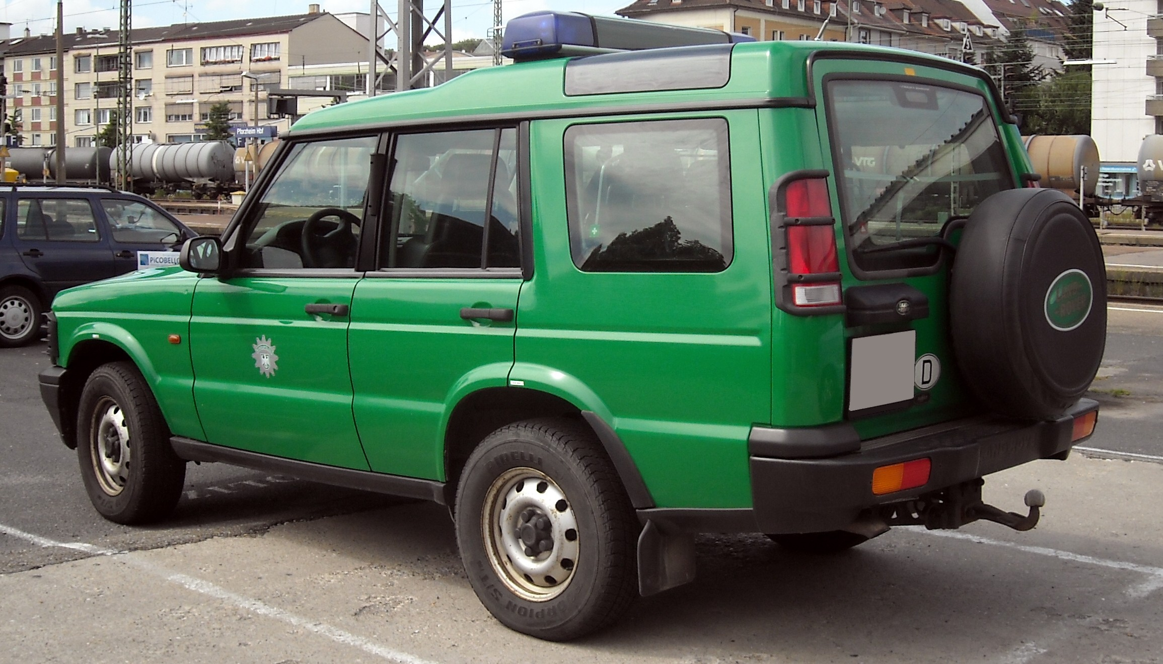 Rover discovery photo - 4