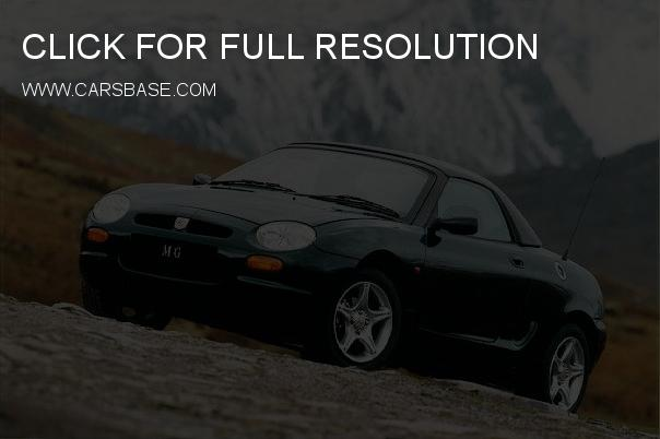 Rover mgf photo - 2