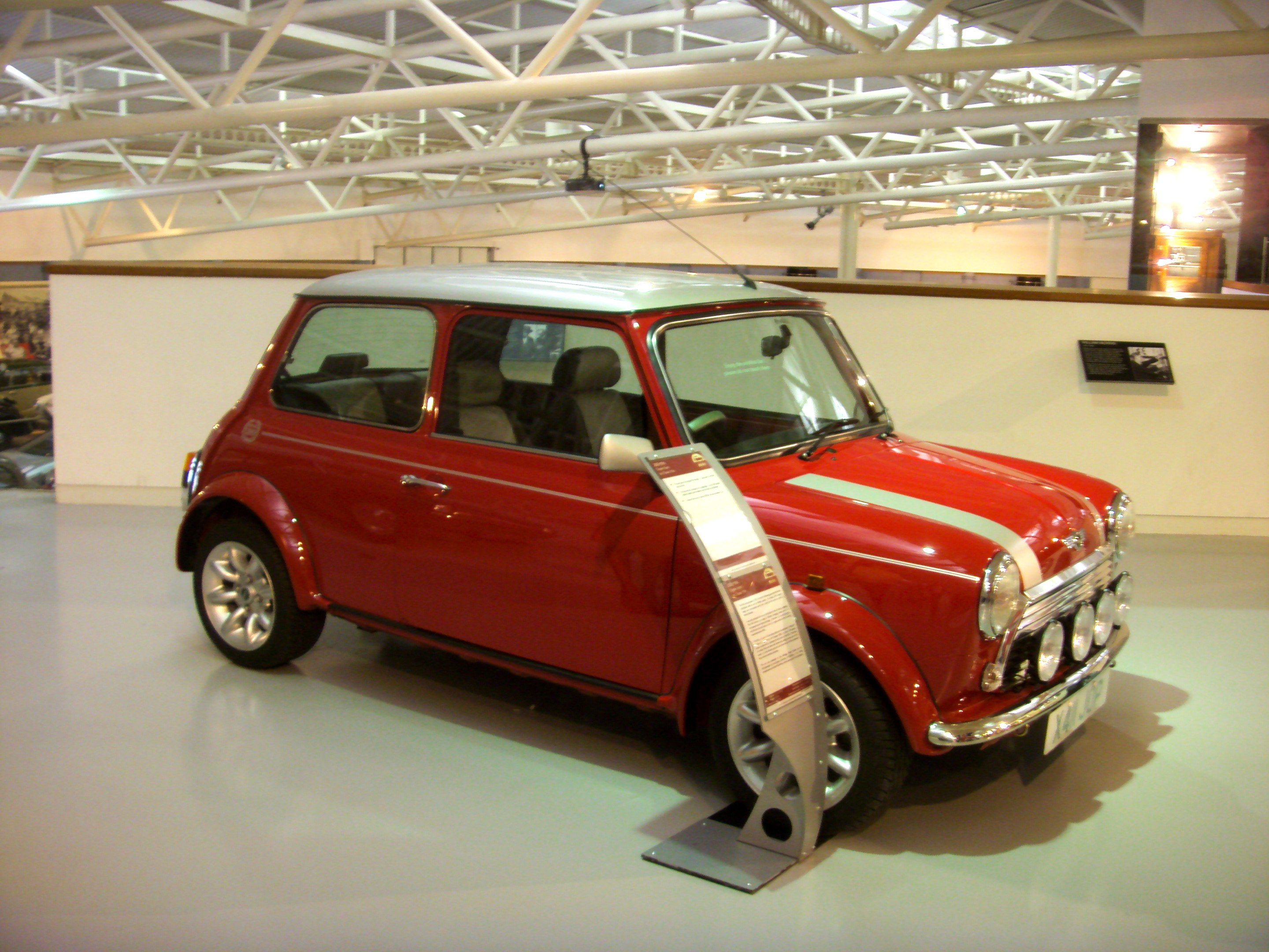 Rover mini photo - 2