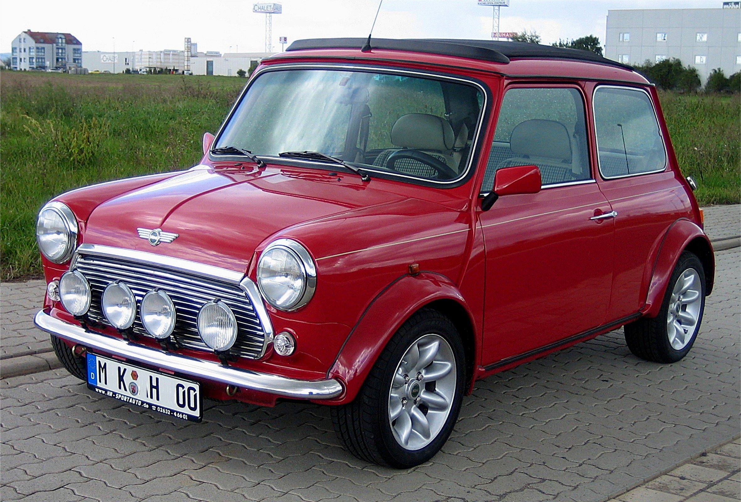 Rover mini photo - 3