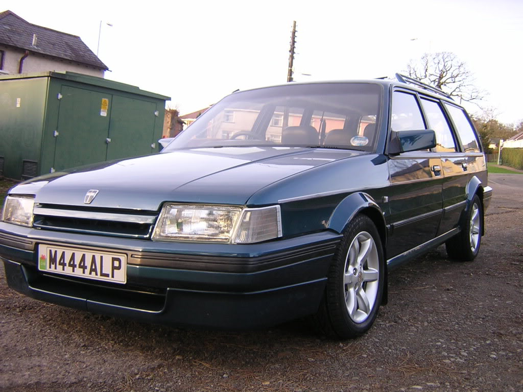 Rover montego photo - 4