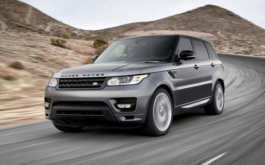 Rover sport photo - 3