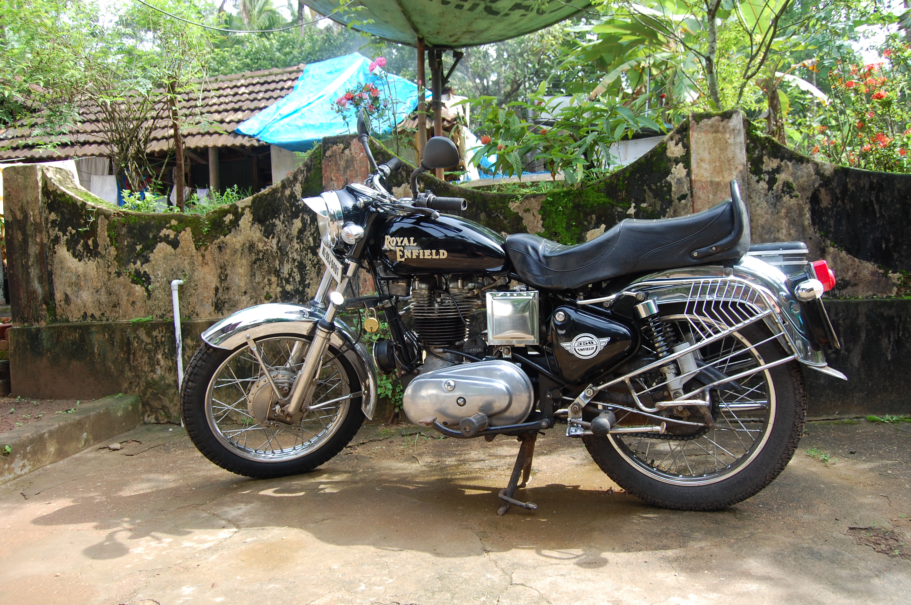 Royal enfield 350 photo - 3