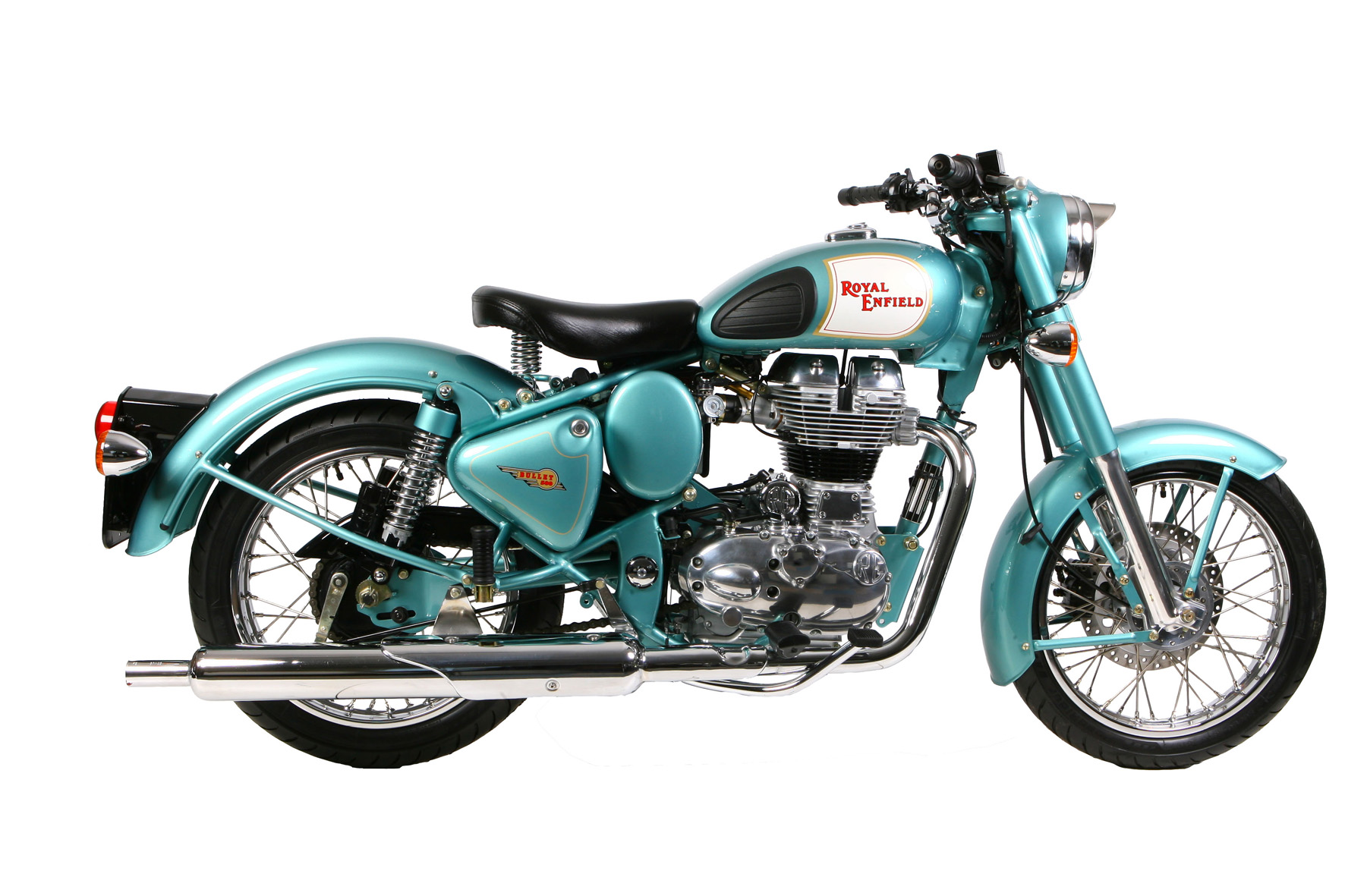 Royal enfield bullet photo - 2