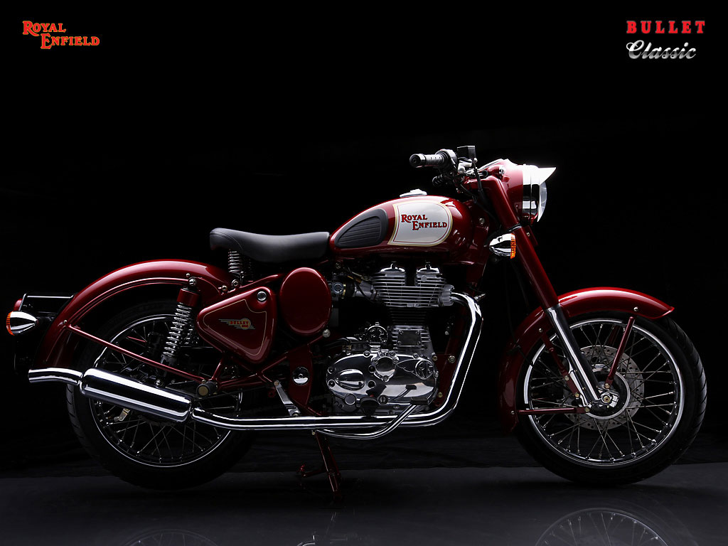 Royal enfield bullet photo - 3