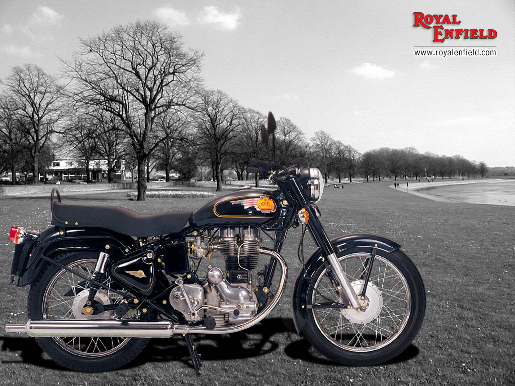 Royal enfield bullett photo - 1