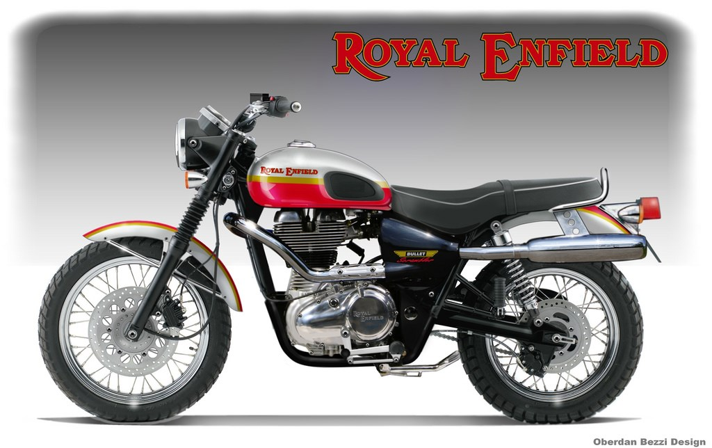 Royal enfield bullett photo - 2
