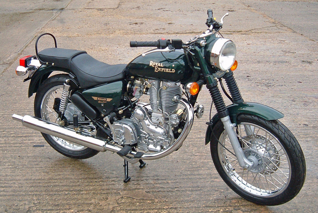 Royal enfield classic photo - 1