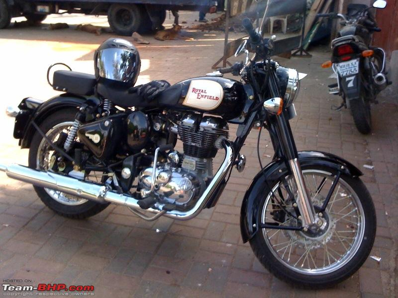 Royal enfield classic photo - 2