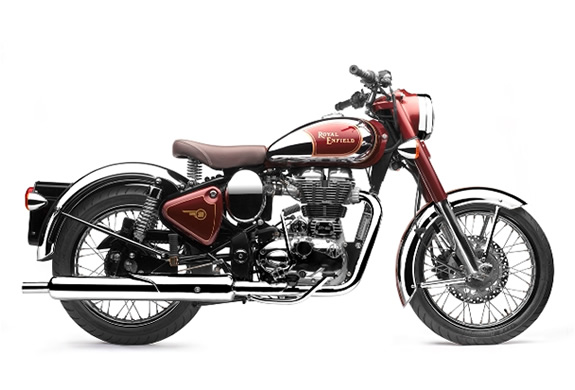 Royal enfield classic photo - 3