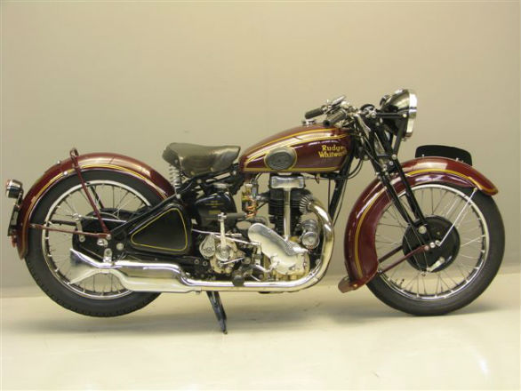 Rudge four photo - 1
