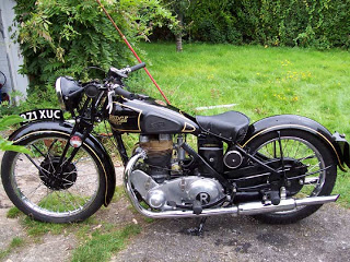 Rudge four photo - 3