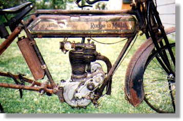 Rudge multi photo - 1
