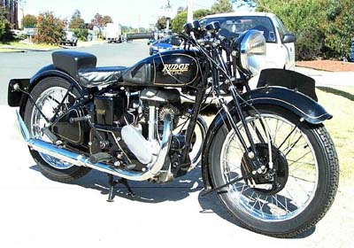 Rudge multi photo - 2