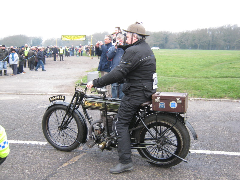 Rudge multi photo - 3