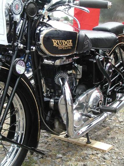 Rudge special photo - 2