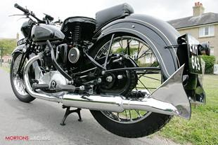 Rudge special photo - 3