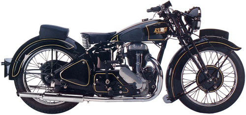 Rudge special photo - 4