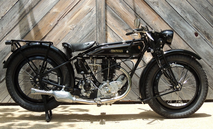 Rudge whitworth photo - 2