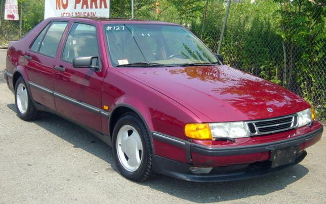 Saab 9000cs photo - 1